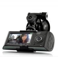 Dual Camera Car Blackbox DVR