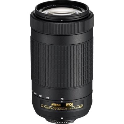Nikon 70 300mm f45 63G ED AF P DX Lens