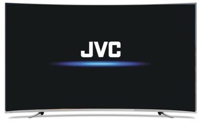 "Photo of JVC 65"" UHD Curved Smart TV LED"