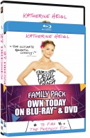 27 dresses blu ray dvd