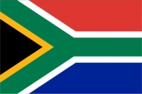 South African Flag Large