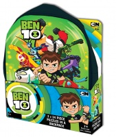 Ben 10 3 Puzzle In Backpack