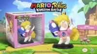 Mario Rabbids Kingdom Battle Rabbid Peach 6 Figurine