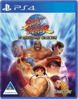 street fighter anniversary collection ps4