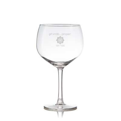 Gin Tribe  Gin Snob ProperGin Stem Glass