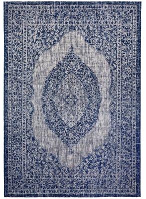 Persia Indoor Outdoor Rug Blue
