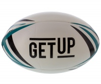 getup traditional rugby ball size 5