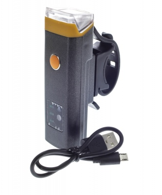 Photo of GetUp Vivid LED Cycling Light - Black & Orange