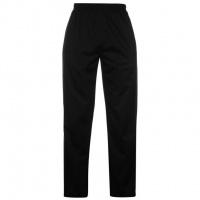 Lonsdale Mens Track Pants Black Charcoal