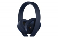 limited edition navy 500 million gold wireless headset ps4