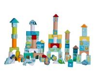 Classic World Ocean Building Blocks Set
