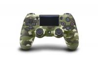 ps4 dualshock 4 controller green camouflage v2
