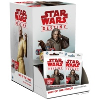 Star Wars Destiny Way of the Force Display Trading Cards