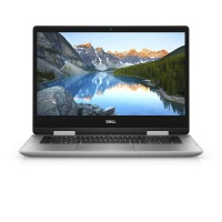 dell inspiron 5482 core i3 8145u 14 2 in 1 notebook silver