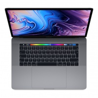 apple 15 inch macbook pro with touch bar intelcorei9 space
