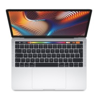 apple 13 inch macbook pro with touch bar intelcorei5 silver