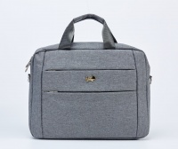 Brad Scott Scotty Business Laptop Bag Grey