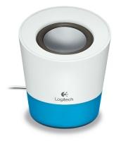 logitech multimedia speaker z50 blue mp3 player accessory
