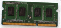 acer 204pin ddr3 pc1600 dimm module 4gb tablet accessory