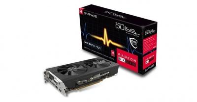 Photo of Sapphire Radeon RX-570 Pulse 8GB Graphics Card