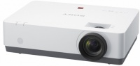 sony 4 300 lumens wxga high brightness projector vpl media player