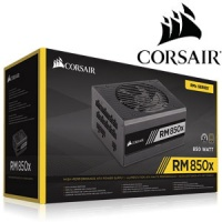 corsair rmx series rm850x 80 gold 850w fully modular power