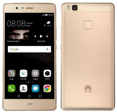 "Photo of Huawei P9 Lite Black 5 2"" FHD Kirin650 -Core 2.0GHz -Core 1.7GHZ 16GB 4G Android 6.0 Smart Cellphone"
