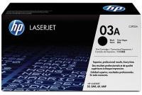 03a black laserjet toner cartridge c3903a
