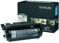 12a7465 black high yield laser toner cartridge