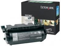 12a7462 black high yield laser toner cartridge