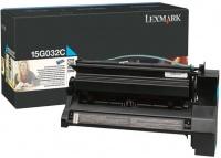 15g032c high yield cyan laser toner cartridge