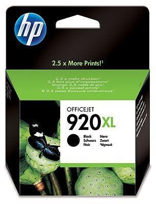 Photo of HP 920XL Black Ink Cartridge