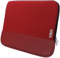 fontana vax s135fards notebook sleeve redsilver