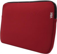 pendralbes vax s135psrds macbook pro notebook sleeve red