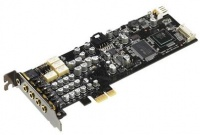 asus xonar dx piecesie sound card