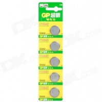 cr2032 lithium coin battery 5 in card