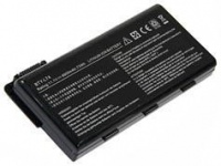 4400mah compatible notebook battery for selected msi models