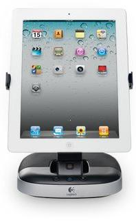 Photo of Logitech Speaker Stand for iPad/Tablet