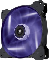 air series purple quiet edition af140 140mm chassis fan