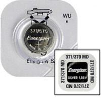 energizer 371370 silver oxide watch box 10 battery