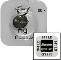 energizer 341 silver oxide watch box 10 battery