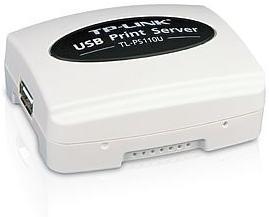 Photo of TP Link TL-PS110U Single USB2.0 Port Fast Ethernet Print Server