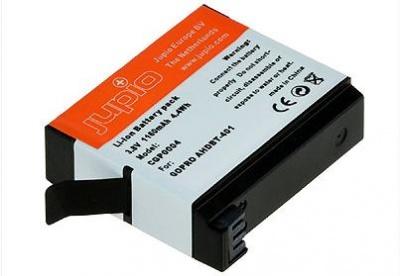 Photo of Jupio 1160mAh Battery for GoPro Hero4 AHDBT-401