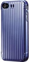 traveler case for iphone44s blue