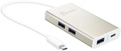 Photo of J5 Create JCH346 4-Port USB Type-C Hub
