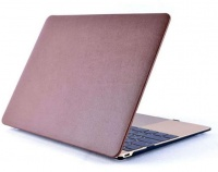 ls230 notebook shell for macbook 12 leather brown a22023 d