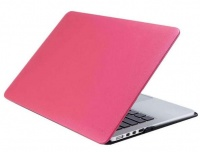 ls230 notebook shell for macbook 12 leather pink a22023 l
