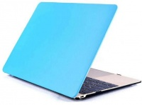 ls330 notebook shell for macbook 13 leather light blue