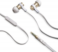 bside 35 stereo earphones gold