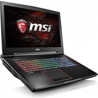 Photo of MSI GT73VR laptop